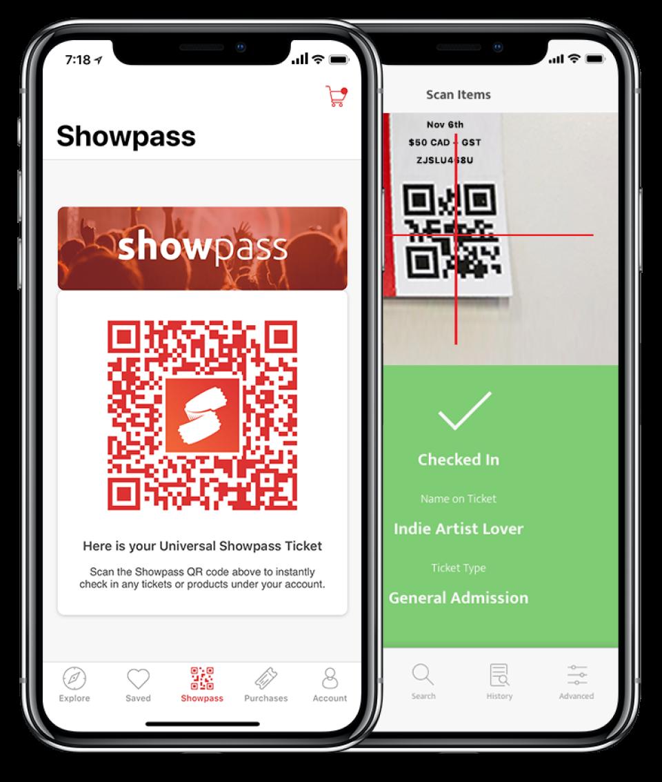 Showpass Software - 4