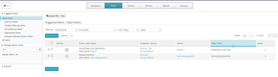 Avast Business CloudCare Software - 4