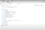 Snowflake screenshot: Snowflake - worksheets