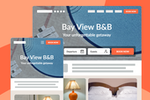 Little Hotelier Screenshot: Easy to use website builder