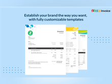 Zoho Invoice Software - 3