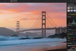 Pixelmator Pro Screenshot: Pixelmator Pro color adjustments