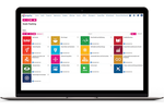 SmartSimple Amplify for Grantmakers screenshot: Even track your aggregated contributions to global goal frameworks, such as the United Nations Sustainable Development Goals (SDGs).