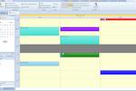 TheraOffice screenshot: TheraOffice scheduling screenshot