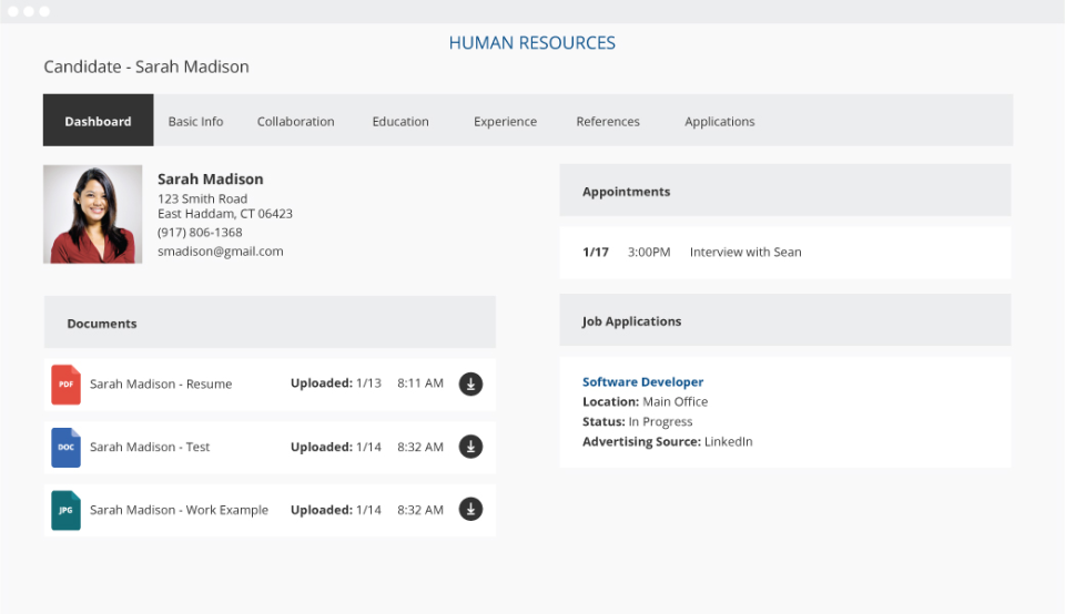 Striven Software - Human Resources