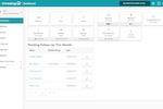 Chmeetings screenshot: Schedule automatic follow-ups