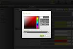 Capture d'écran pour eyefactive AppSuite : AppSuite Touch-CMS