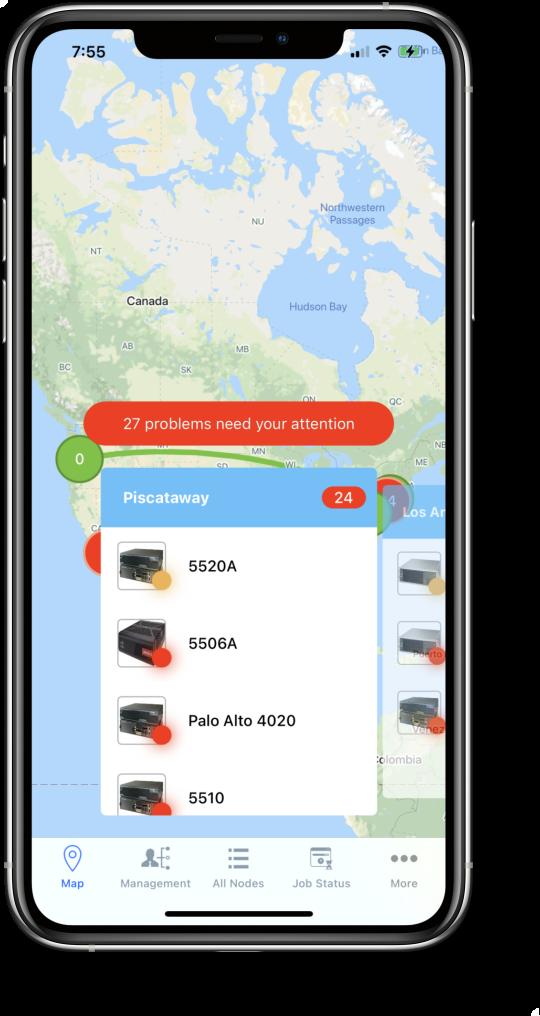 MobileNOC Software - 1