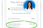 TurboTax Business screenshot: TurboTax helps find every deduction and credit that applies