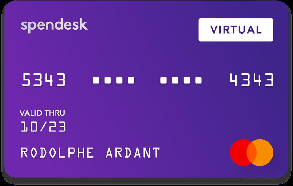 Spendesk Software - 2