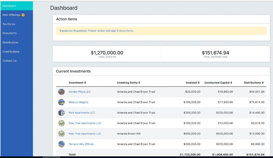 AppFolio Investment Management Software - AppFolio Investment Management investor portal