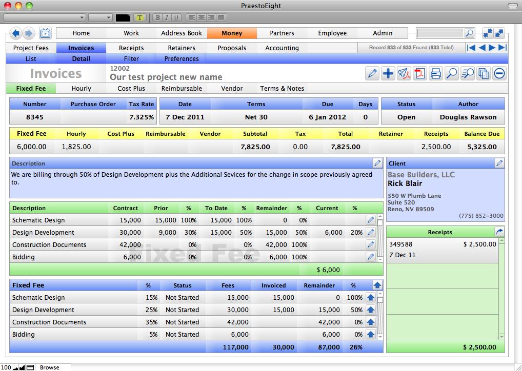 Invoicing made simple—Push to QuickBooks