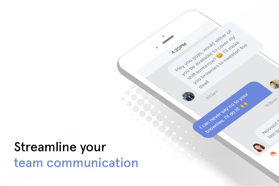 Communicate from Anywhere