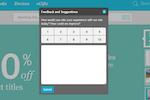 Capture d'écran pour Feedback Lite : Feedback Lite widget