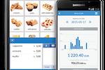 POSbistro screenshot: POSbistro tablet app and POSowner smartphone app