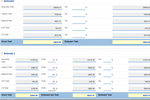 Electric Ease screenshot: Estimate choice lets teams browse multiple options for generating estimates