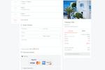 Lodgify Screenshot: Booking Engine