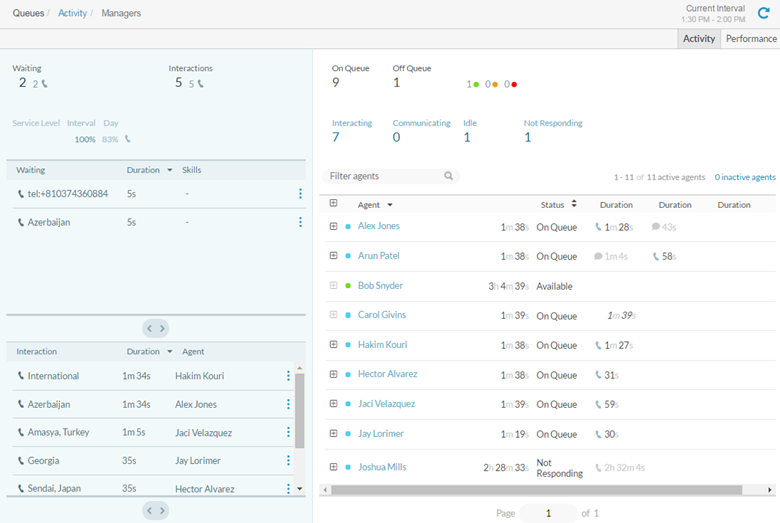 Genesys Cloud CX Software - 2