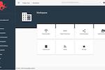 Contentflow screenshot: Contentflow workspace