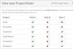 Adaptive Compliance Engine (ACE) screenshot: Adaptive Compliance Engine (ACE) custom roles