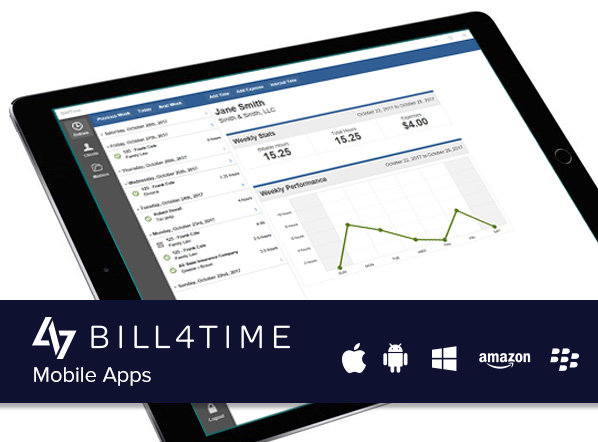 Bill4Time Software - 4
