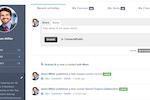 BrainCert screenshot: Social learning platform