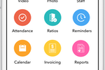 brightwheel screenshot: Easy-to-use and intuitive tools to streamline every step of your day.