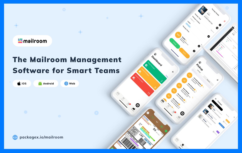 Mailroom Management Software for Smart Teams