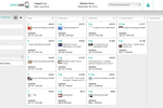 Wingmate screenshot: General pipeline view of business leads