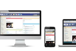 Edtek LMS screenshot: Hosted LMS - Access across multiple devices
