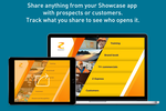 Capture d'écran pour Showcase Workshop : Share files and track engagement within Showcase Workshop