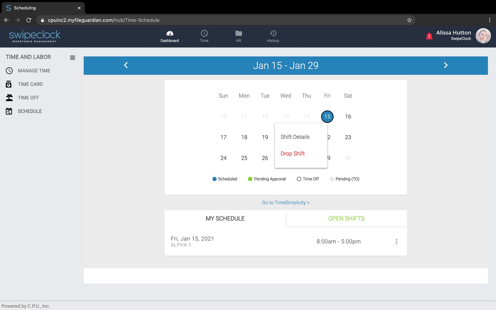 TimeWorksPlus Software - 2