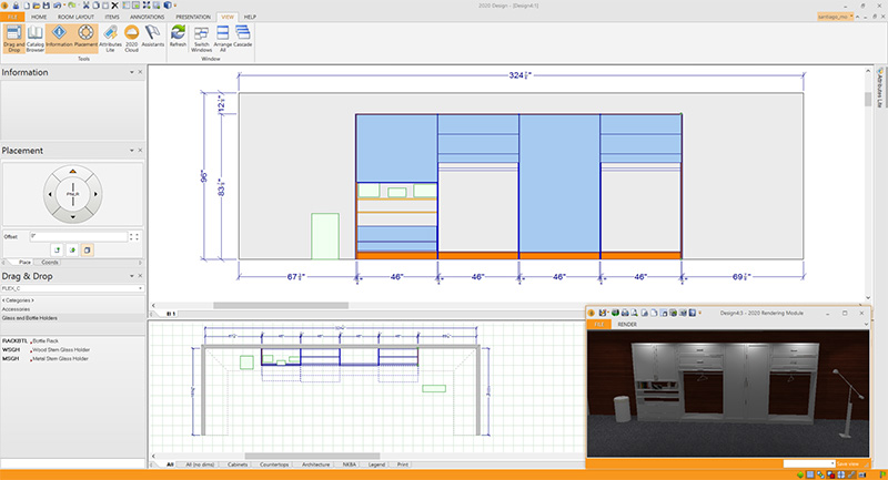 2020 Design Live designing