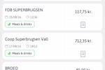 Capture d'écran pour Pleo : Expenses are automatically categorized by Pleo
