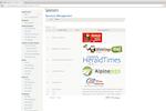 BiddingOwl.com screenshot: BiddingOwl sponsors management