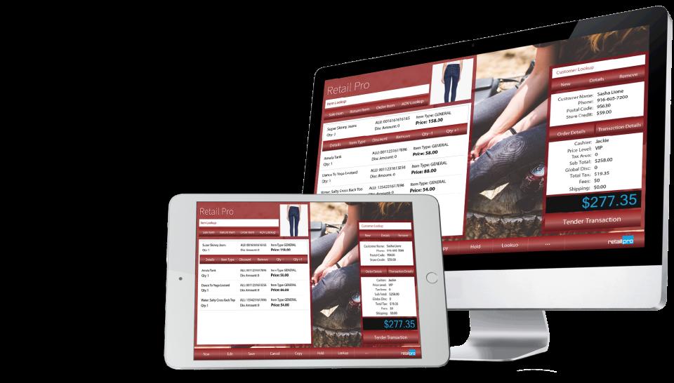 Retail Pro Software - 1
