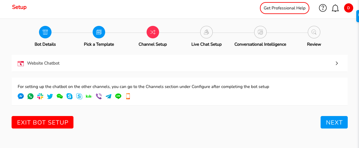 Engage customers across WhatsApp, Messenger, Twitter and 11 other platforms.