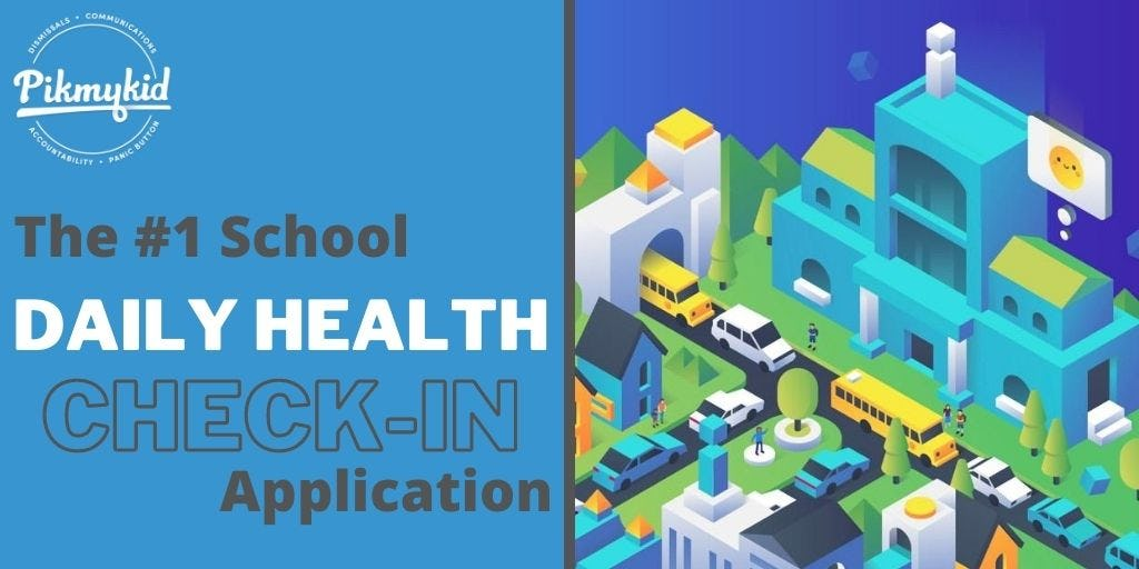 Daily Health Check-in at Schools