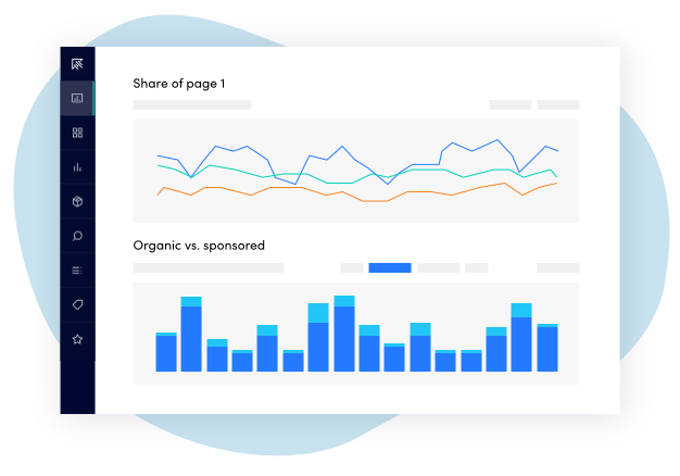 Find out how you can boost your organic search rankings by benchmarking your content against top-performers. Optimize your ad campaigns by identifying new keywords and competitors. Maximize product availability: Defend against competitors bidding on your