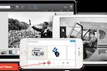 Capture d'écran pour FlowVella : Optimized for Apple devices including Mac, iPhone and iPad