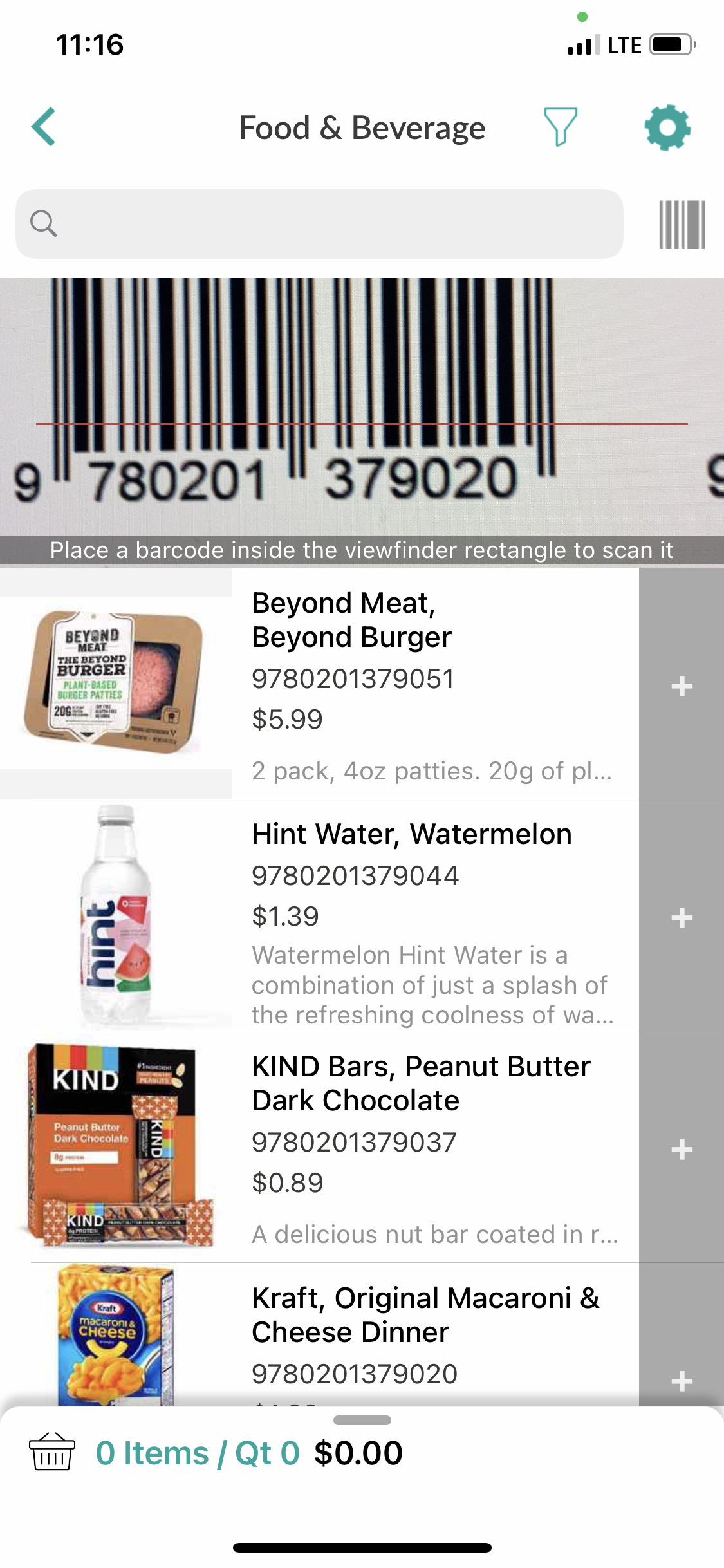 Repsly Software - Repsly Order Entry Management - Mobile View