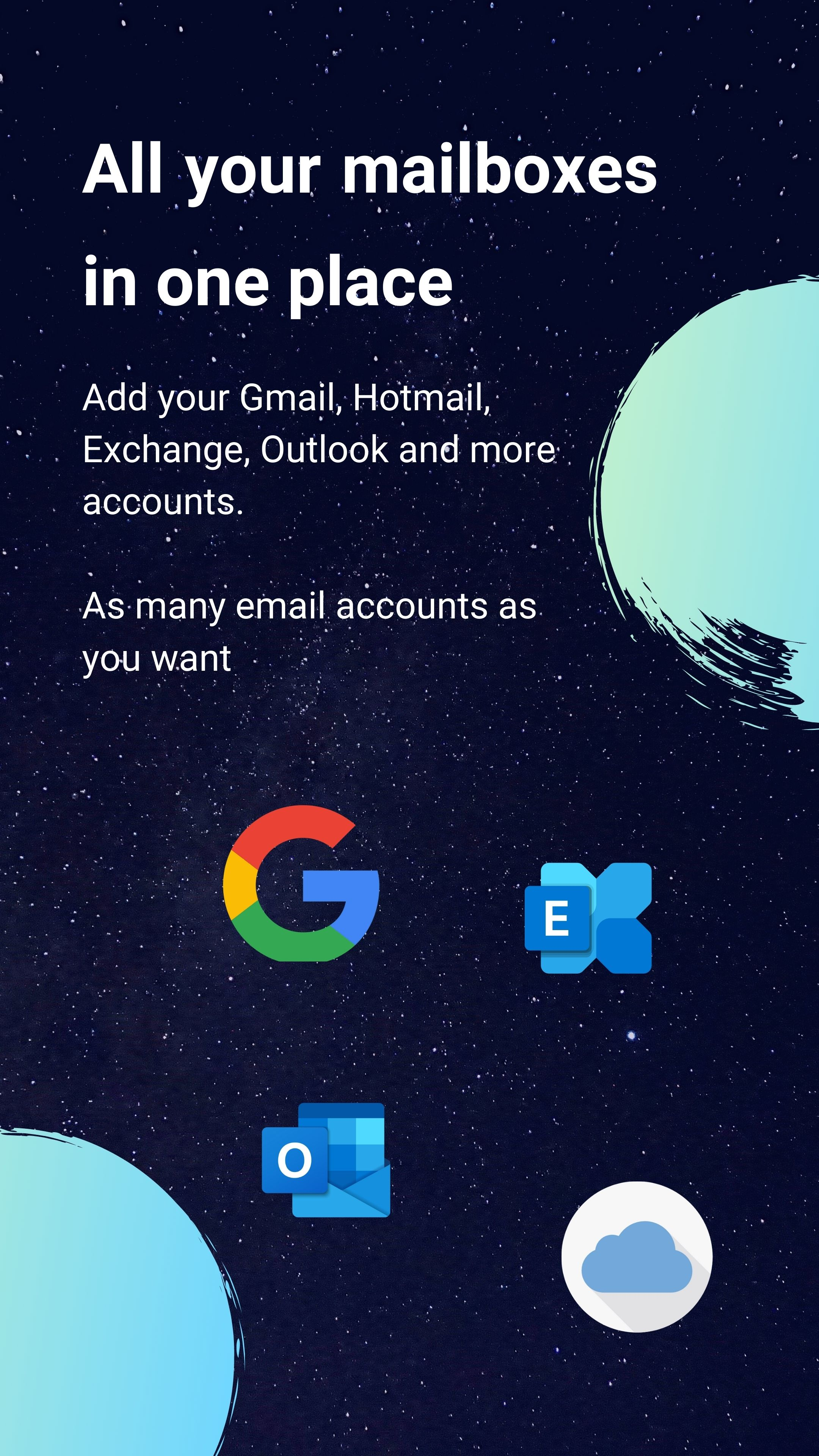 Encrypt all your mailboxes in one place