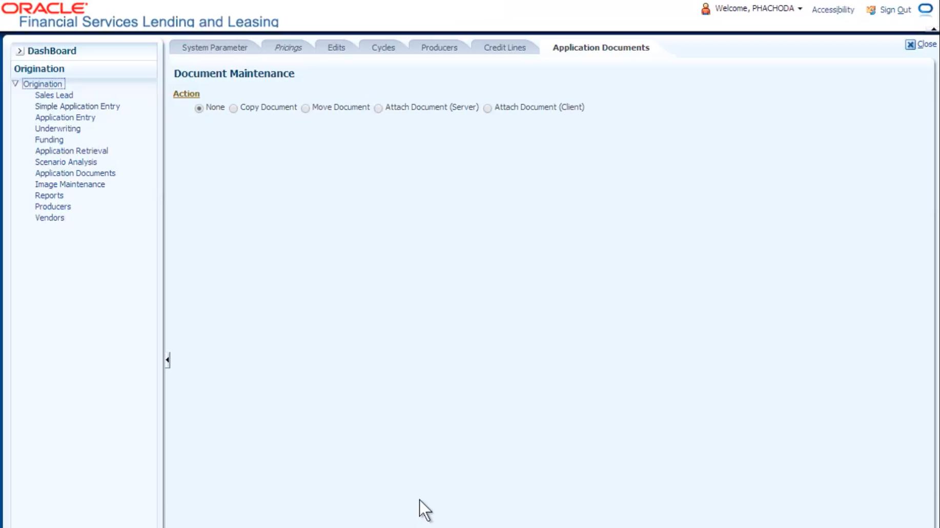 LLaaS Document Management