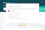 Intercom screenshot: Smarter Knowledge Base