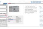 Intelligize screenshot: Intelligize search functionality