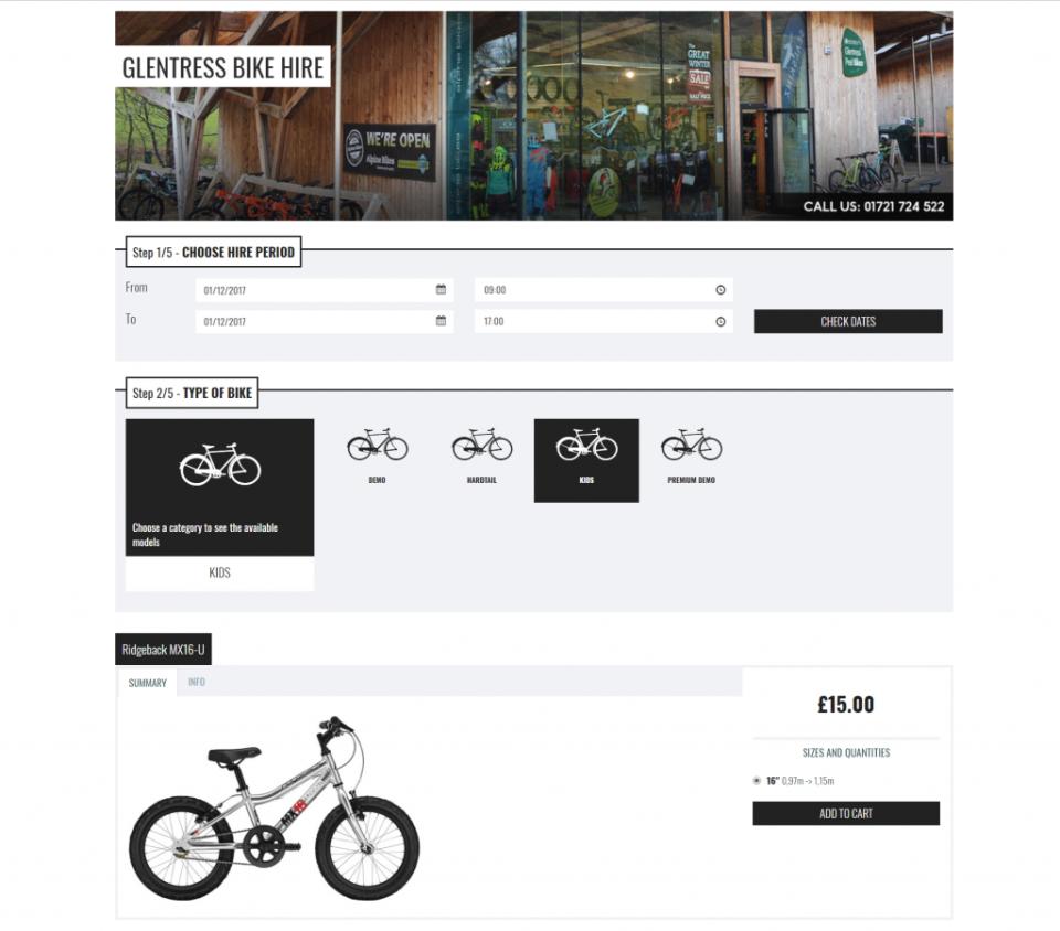 Bike Rental Manager Software - 4