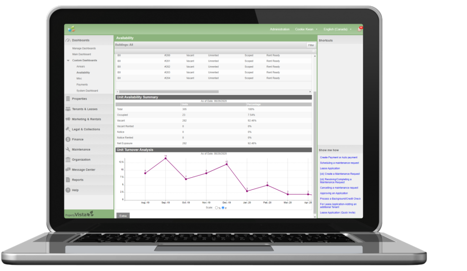 Property Vista Software - 5