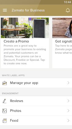 Zomato for Business promotions