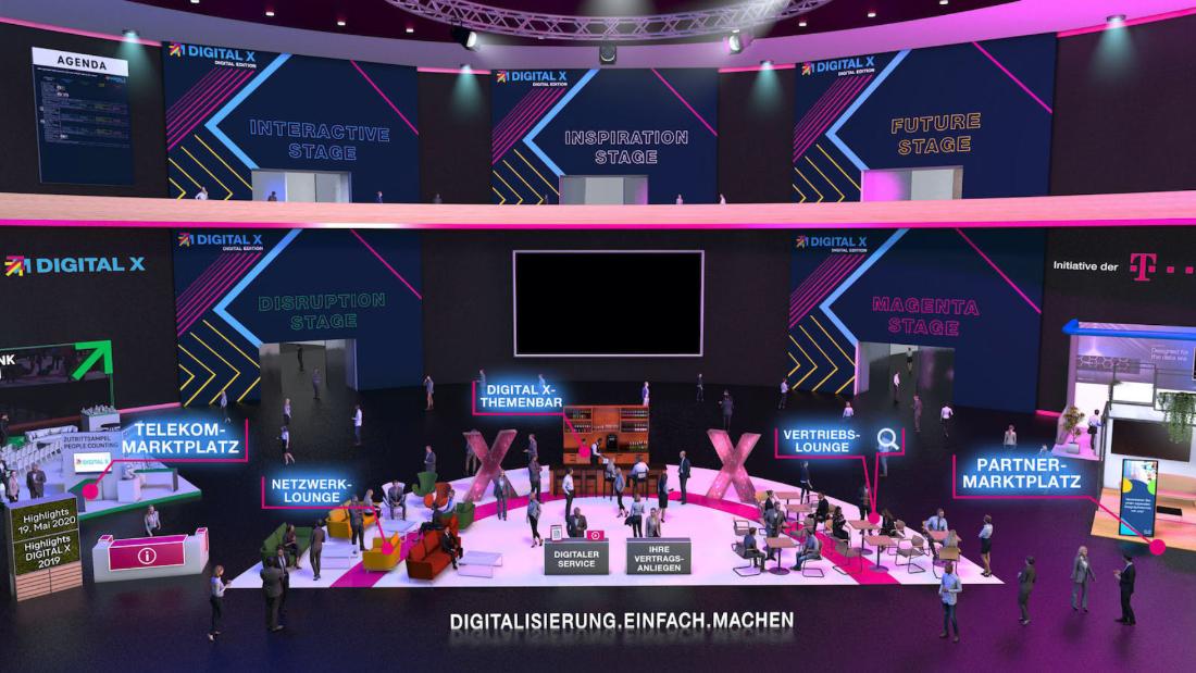 Digital X Event