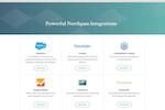 Northpass screenshot: Integrations